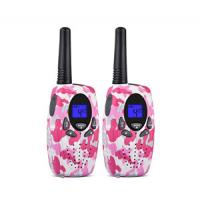 China ABS material small size PMR446 Mobile Radio With Roger Beep camouflage pmr radios on sale
