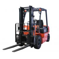 China JAC Diesel Forklift Truck Lifted Diesel Truck 2 Ton Loading Capacity With Isuzu Engine on sale