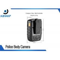Best HD Infrared Night Vision Portable Body Camera Recorder 1080P Live 8 Hours Working Time wholesale