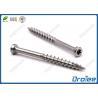 Buy cheap 18-8/304/410 Stainless Steel Torx Decking Screws, Low Profile Cap Head, Type 17 from wholesalers