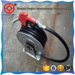 Best fuel hose 5/8 inch single steel wire reinforced oil station rubber hose wholesale