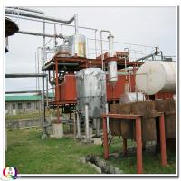 China waste oil recycling system with high efficience on sale