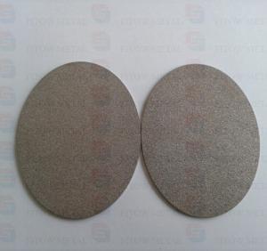 Best Supply ozone generator plates (ti) titanium porous plate wholesale