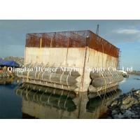 Best Fishing Boat Bulk Cargo Marine Salvage Airbags / Boat Lifting Air Bags wholesale