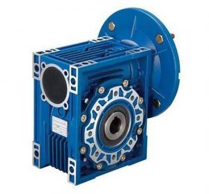 China WMRV series worm reducer / Motovario NMRV worm gearbox size on sale