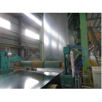 Best High Strength Galvanized Steel Plate Cold Rolled , Galvanized Steel Strip wholesale