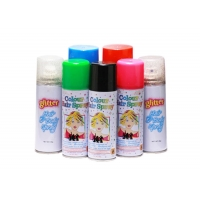 Best OEM ODM Temporary Washable Color Hair Spray For Party Wedding wholesale