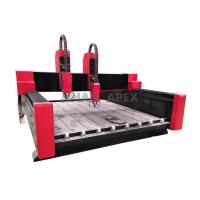 Best Fast Carving Speed Stone CNC Router Machine Low Noise For Carving 3d Monuments wholesale