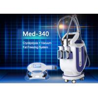 China Body Reshaping Cryolipolysis Slimming Machine Cellulite Reduction with LED Vacuum on sale