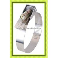 China quick release worm gear hose clamps on sale