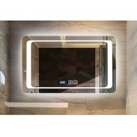 21.5 Inch Magic Mirror TV Anti - Fog Multi Language With Built In Stereo Speakers