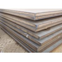 China ASTM A36 6mm thickness Hot Rolled Carbon Steel Plates For Construction on sale