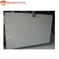 Cheap Brothers Stone G603 Granite Stone Slabs , Grey Granite Stone 0.28% Water for sale