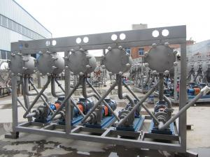 Best MC300 SS304 15t/h Starch refining system / Starch Counter current washing system wholesale