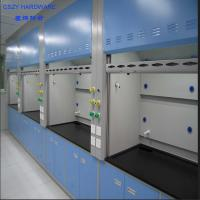 Cheap lab furniture ductless fume hood,chemical equipment fume hood,hood with fume scrubber for sale