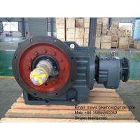 China Standard gear motors: Bevel helical geared motor on sale