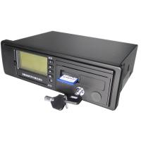 China SD Card GPS Receiver Vehicle driving data Recorder with printer on sale