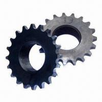 Best Sprockets with hardness reaches at 56 to 58HRC wholesale