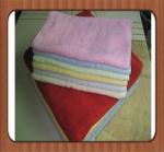 Best hot sale custom Wholesale high quality plain dyed bleach cheap 100% cotton face towel wholesale