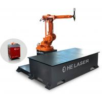 Buy cheap Metal Portable Laser Welding Machine With Automatic Manipulator product