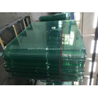 Best 8mm Thick Heat Treating Tempered Safety Glass Window And Door wholesale