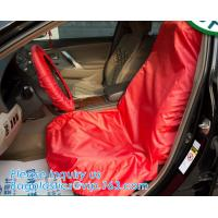 China high quality waterproof nylon car seat covers/oxford seat protector covers, Nylon Luxury Washable Portable Sanitary Univ on sale