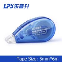 Best Tear-resistant Mini Liquid Correction Tape Student School Stationery wholesale