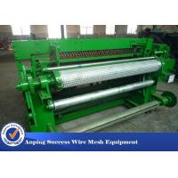 Best Low Carbon Welded Fence Welding Machine , PVC Plastic Coated Wire Netting Machine wholesale