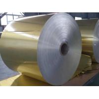 Best Hydrophilic Coating Aluminium Foil Roll Width 100mm-1600mm For Air Conditioner wholesale