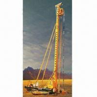 Best Walking Long Spiral Drilling Rigs with 15,000Nm Rated Torque and 2kph Walking Speed wholesale