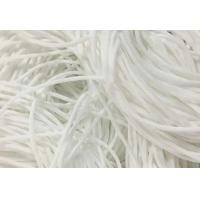 Best 5m Nylon Round Elastic Ear Loop Shuttleless Weaving Without Logo Printing wholesale