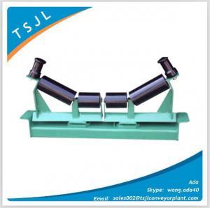 China Supply belt conveyor roller group, roller set, trough roller idlers on sale