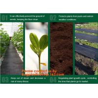 Best Agricultural plastic ground cover weed mat, pp weed control mat, for greenhouse and outer use,ground cover, weed mat, ma wholesale