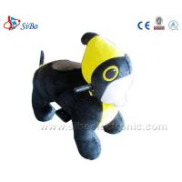 Best Sibo Battery Powered Ride On Animal Ride On Electric Plush Toy wholesale