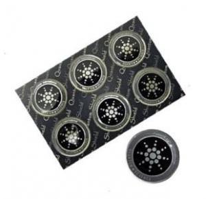China anti-radiation mobile phone sticker energy sticker on sale