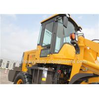 Best SINOMTP Mini Front End Loader T926L With Yunnei Engine ISUZU Strengthen Axles wholesale
