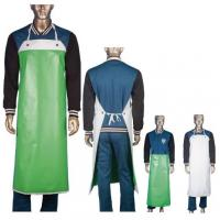 Best Food Industry PVC Coated Protective Clothing Aprons PVC Coated For Both Sides wholesale