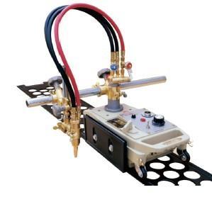 Best Higher Efficiency Vertical Welding And Cutting Machine , Gas Cutting Equipment wholesale