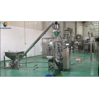 Best UMEOPACK automatic vertical low cost small sachets plastic gusset bag instant coffee powder filling packing machine auger filler wholesale