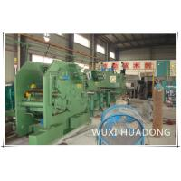 China Alloy Copper Plate Strip Horizontal Continuous Casting Machine Slab Double Strand on sale