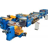 Best Hydraulic Cut To Length Line Machine / Carbon Steel Cut To Length Machine wholesale