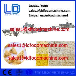 Best Potato Starch Crisp 3D Snack pellet Making Machine food frying machine wholesale