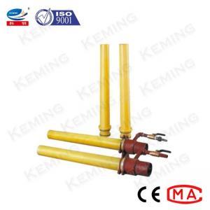 China KPZ Compact Structure Concrete Shotcrete Machines / Concrete Spraying Nozzle on sale