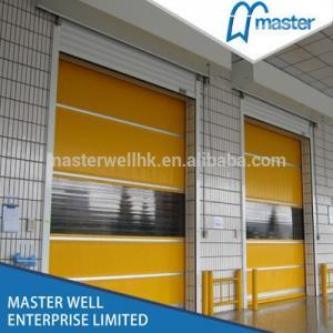 Best Intelligent fast pvc door / High quality high speed rolling shutters door wholesale