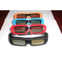 Best Comfortable Universal Active Shutter 3D TV Glasses USB Chargeable Battery wholesale