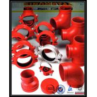 China Hight Quality Ductile Iron Grooved Fittings on sale