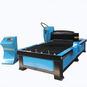 Best Metal CNC Plasma Cutting Machine 380v / 220v Voltage For Steel Tube Plate wholesale