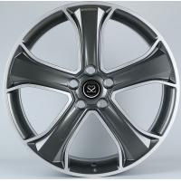 Best Customized 1- Piece 22 Car Rims For Land Rover Discovery TUV Rims Made Of 6061-T6 wholesale