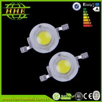 Best 3000k - 3500k warm White 3W High Power LED Diode 45mil Chip 50000Hrs wholesale