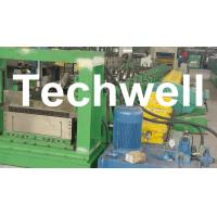 Best High Speed 0 - 10m/min Cable Tray Forming Machine With IP55Motor Protection wholesale